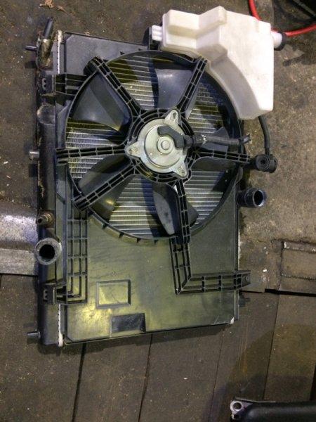 Радиатор Nissan Ad VAY12 CR12 (б/у)
