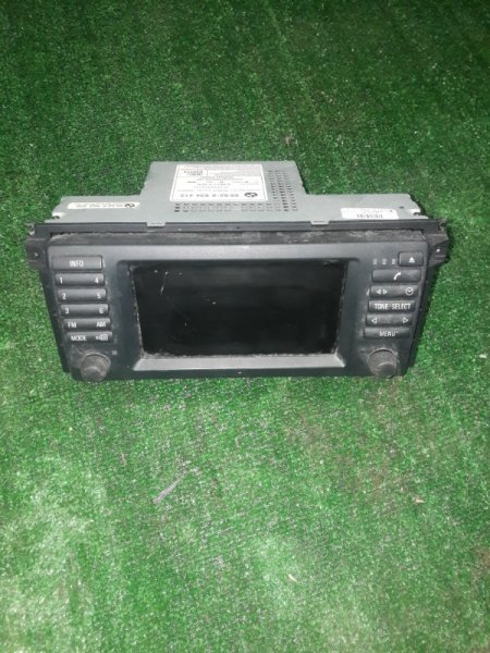 Монитор Bmw X5 E53 M54B30 2004 (б/у)