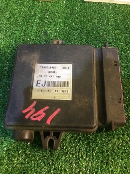 Блок управления efi Suzuki Kei HN22S K6A (б/у)