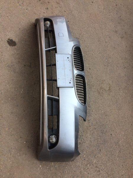 Бампер Bmw 5-Series E60 M54B25 2004 передний (б/у)