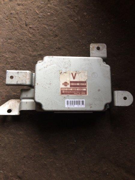 Блок управления акпп Nissan Wingroad WFY11 QG15 2004 (б/у)
