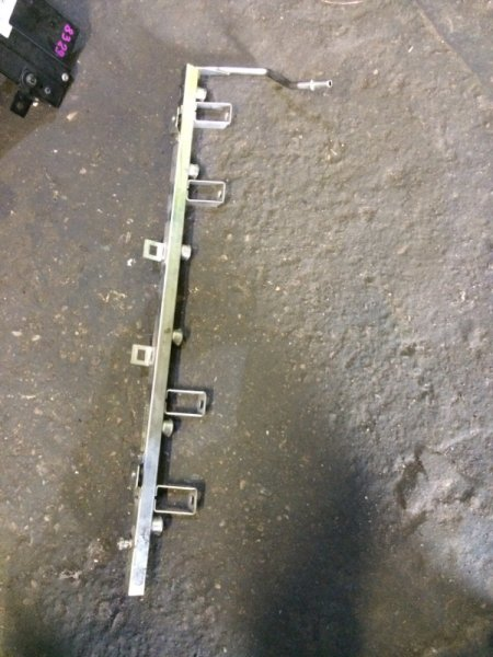 Топливная рампа Bmw 3-Series E46 M54B25 2001 (б/у)
