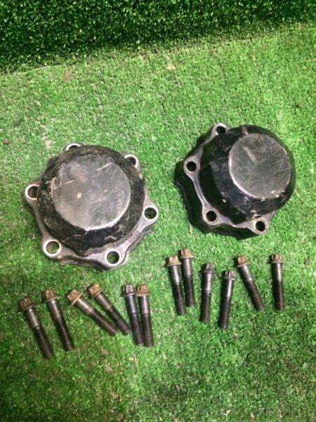 Lock Suzuki Jimny JB23W K6A (б/у)