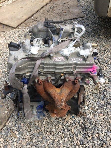 Двигатель Nissan Wingroad WFY11 QG15 2004 (б/у)