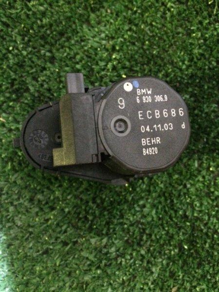 Сервопривод заслонок печки Bmw 5-Series E60 M54B25 2004 (б/у)