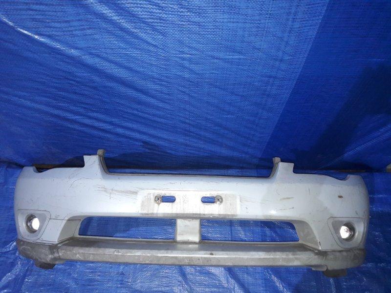 Бампер Subaru Legacy BL5 передний (б/у)