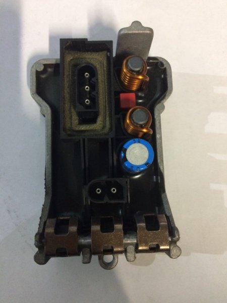 Резистор Bmw 7-Series E65 N62B44 2002 (б/у)