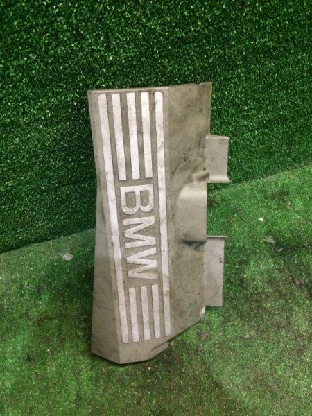 Крышка двс декоративная Bmw 7-Series E65 N62B44 2002 правая (б/у)
