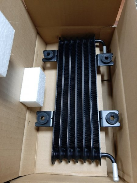 Радиатор Nissan Juke F15