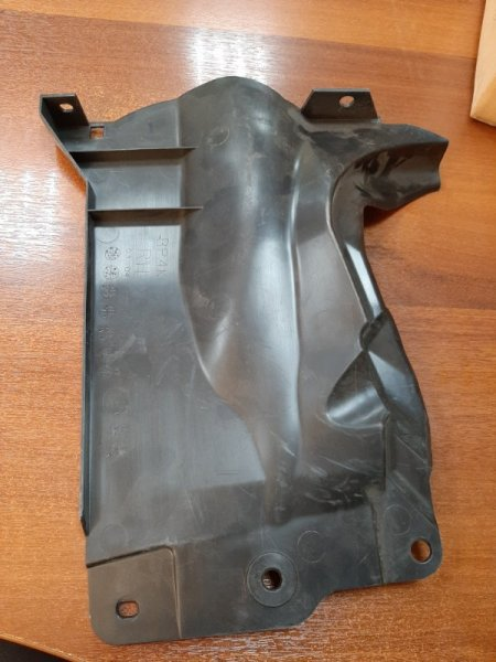 Защита двс Mazda передняя правая