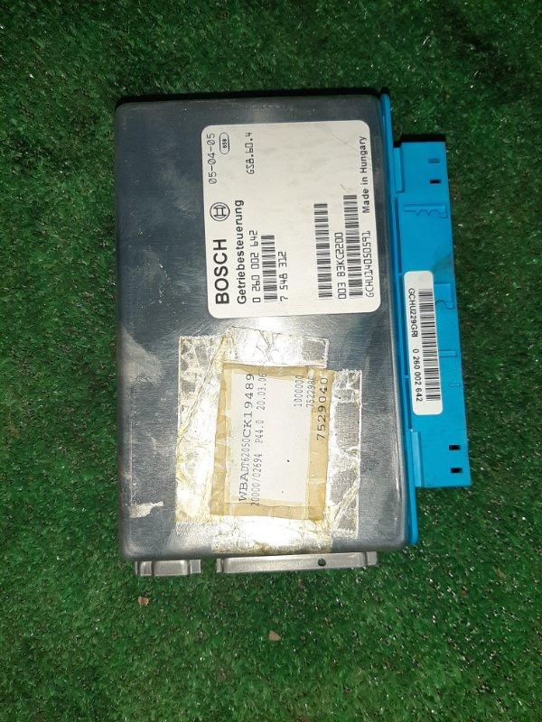 Блок управления акпп Bmw 5-Series E39 M54B30 2003 (б/у)