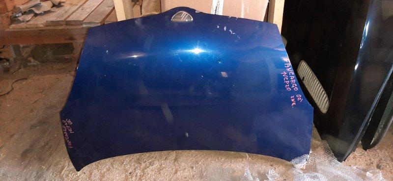 Капот Toyota Funcargo NCP20 2002 передний (б/у)