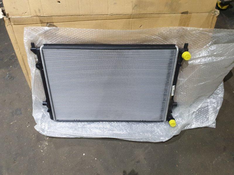 Радиатор Audi A3