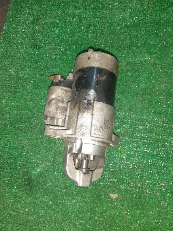 Стартер Nissan Presage U30 KA24 (б/у)
