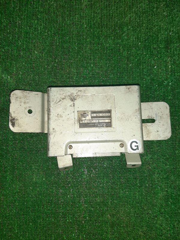 Блок управления акпп Nissan Presage U30 KA24 (б/у)