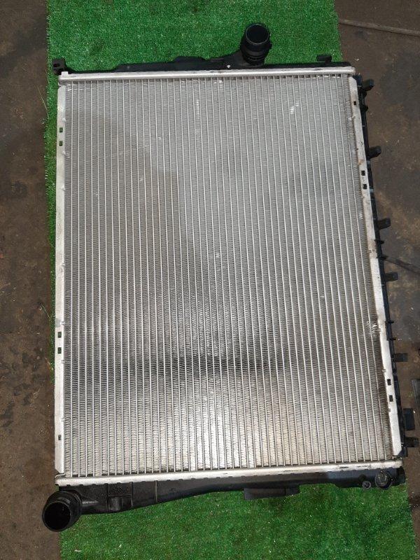 Радиатор Bmw 3-Series E46 M54B25 2004 (б/у)