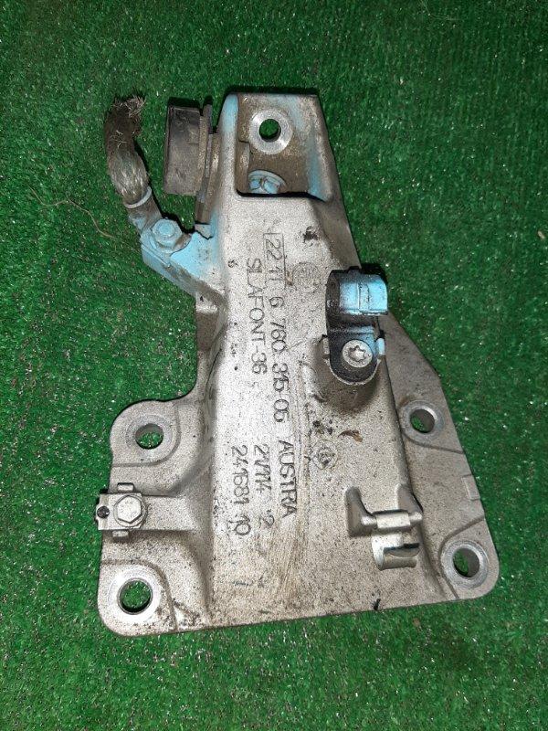 Кронштейн опоры двигателя Bmw 3-Series E90 N52B25 2011 левый (б/у)