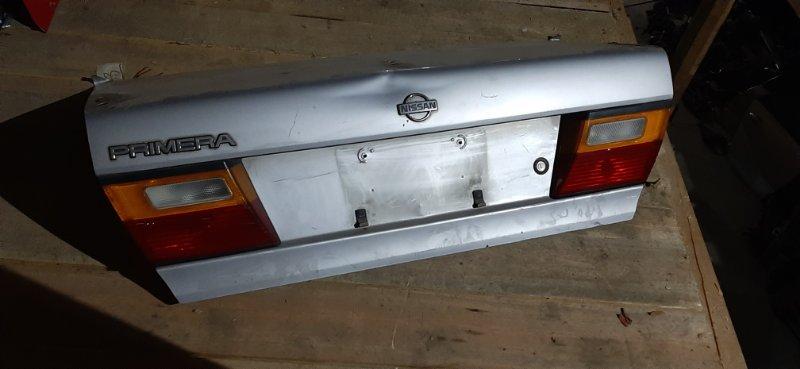 Крышка багажника Nissan Primera P10 (б/у)