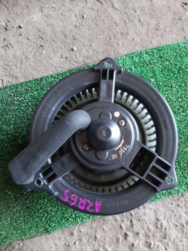 Мотор печки Toyota Noah AZR65 (б/у)