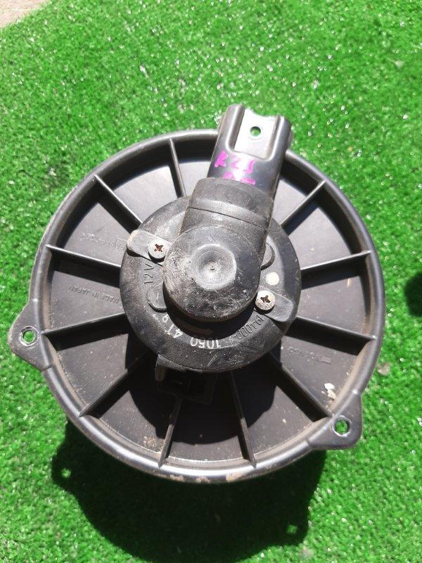 Мотор печки Toyota Prado KZJ95 (б/у)