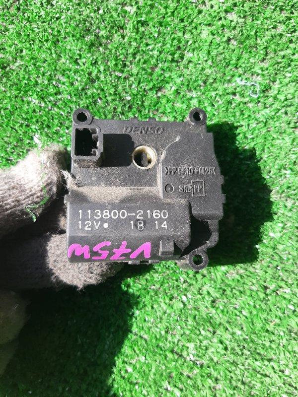 Сервопривод заслонок печки Mitsubishi Pajero V75W (б/у)