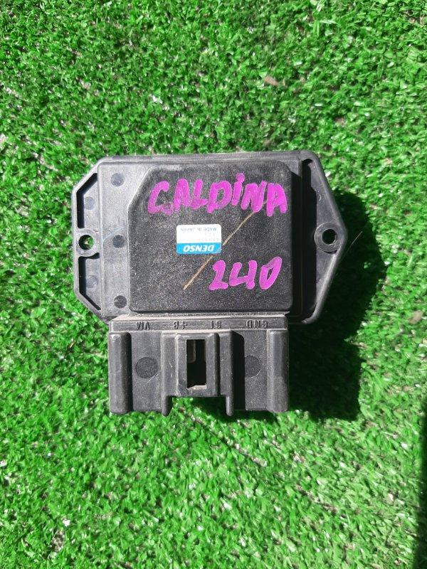 Резистор Toyota Caldina AZT241 1AZ (б/у)