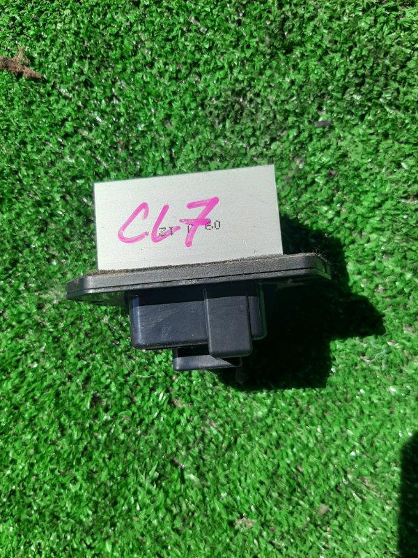 Резистор Honda Accord CL7 (б/у)