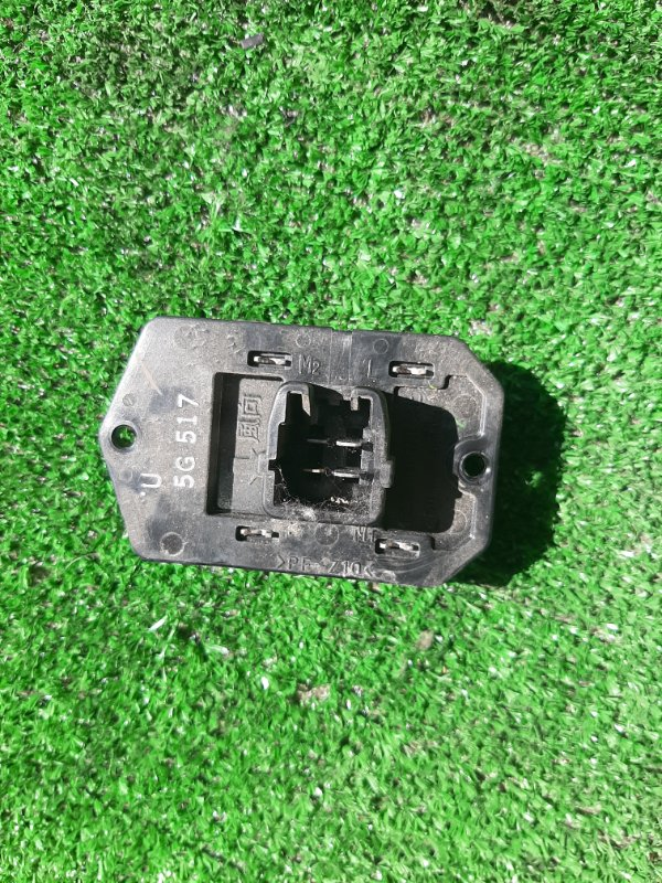 Резистор Toyota Vitz SCP90 2SZ (б/у)