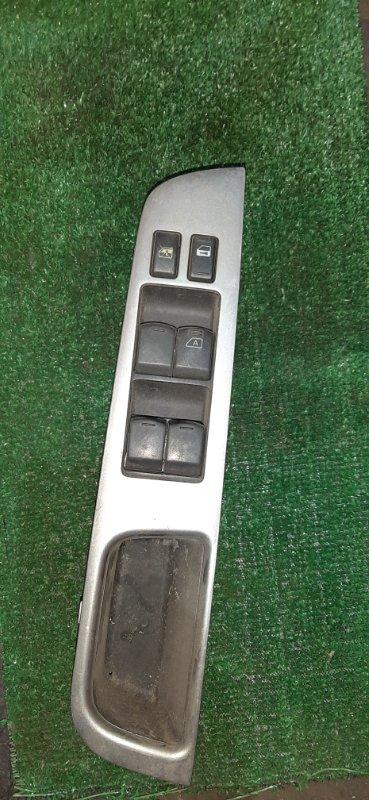 Блок управления стеклоподъемниками Nissan Tiida C11 HR15 передний правый (б/у)