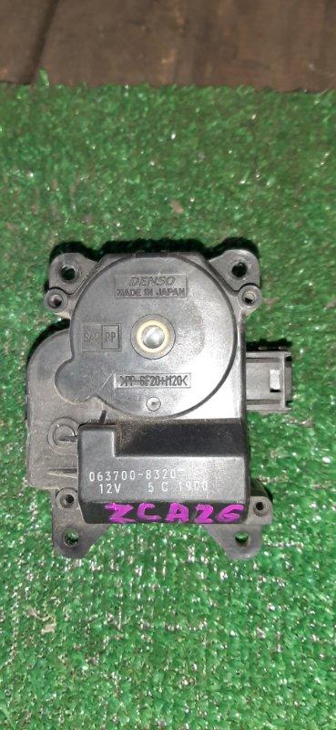 Сервопривод заслонок печки Toyota Rav4 ZCA26 1ZZ (б/у)