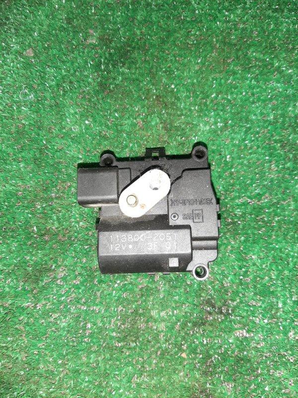 Сервопривод заслонок печки Toyota Caldina AZT241 (б/у)