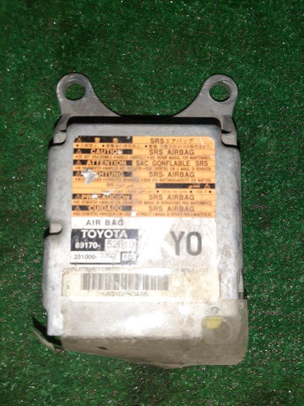 Блок srs Toyota Vitz SCP90 2SZ (б/у)