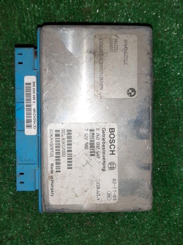Блок управления акпп Bmw 5-Series E39 M54 2002 (б/у)