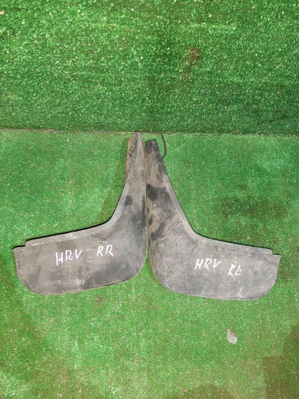 Брызговик Honda Hr-V GH3 D16A задний (б/у)