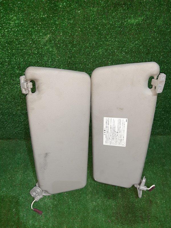 Козырек солнцезащитный Bmw 5-Series E39 M62 2001 (б/у)