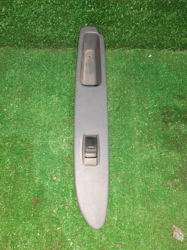Кнопка стеклоподъемника Toyota Ipsum SXM10 3S передняя левая (б/у)