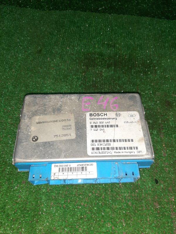 Блок управления акпп Bmw 3-Series E46 M54B22 (б/у)