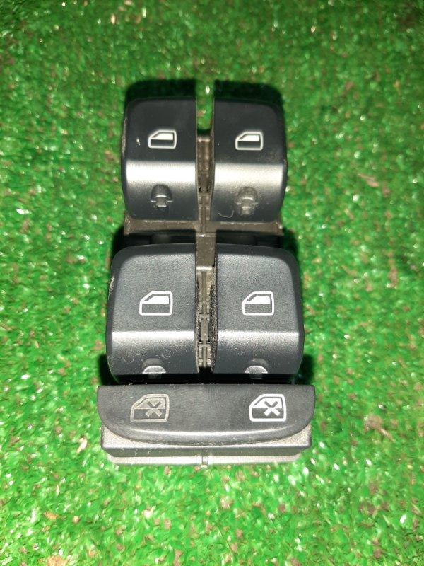 Блок управления стеклоподъемниками Audi A4 B8 8K (б/у)