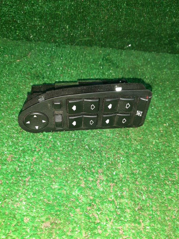 Блок управления стеклоподъемниками Bmw 5-Series E39 M54B25 2001 передний правый (б/у)