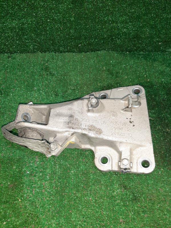 Кронштейн опоры двигателя Bmw 5-Series E60 N52B25 2005 левый (б/у)
