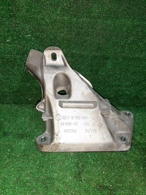 Кронштейн опоры двигателя Bmw 5-Series E60 N52B25 2005 правый (б/у)