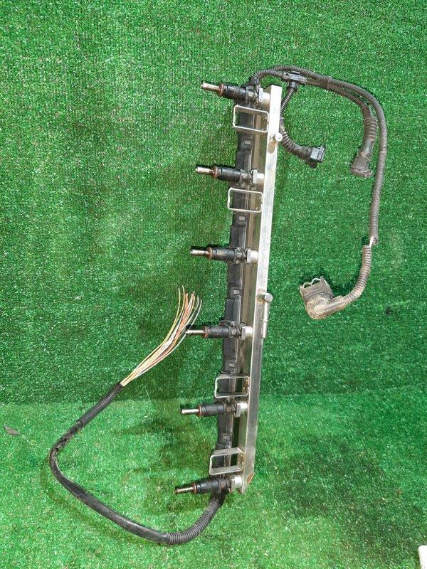 Форсунка Bmw 5-Series E60 N52B25 2005 (б/у)