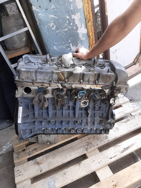 Двигатель Bmw 5-Series E60 N52B25 2005 (б/у)