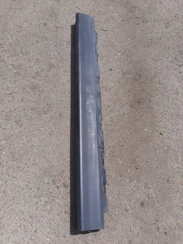 Порог Bmw X5 E53 N62B44 2005 правый (б/у)