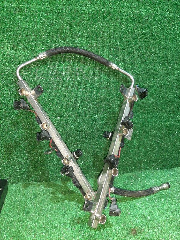 Топливная рампа Bmw X5 E53 N62B44 2005 (б/у)