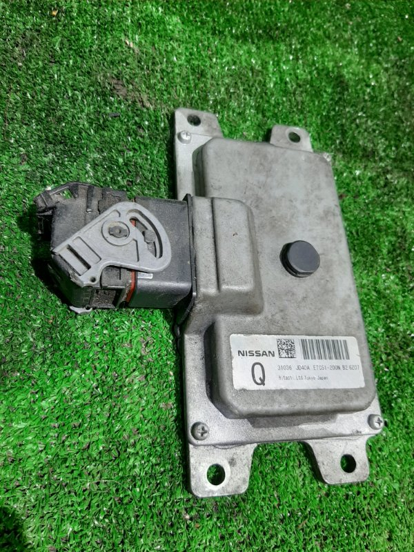 Блок управления акпп Nissan Dualis KNJ10 MR20 (б/у)