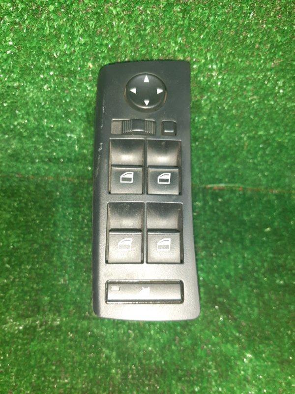 Блок управления стеклоподъемниками Bmw X5 E53 N62B44 2004 передний правый (б/у)