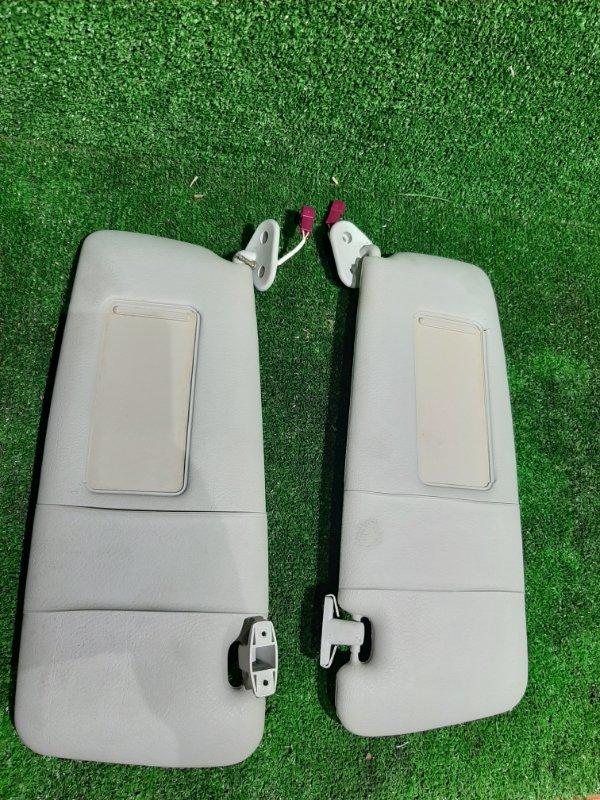 Козырек солнцезащитный Bmw 3-Series E46 M54B22 2002 (б/у)