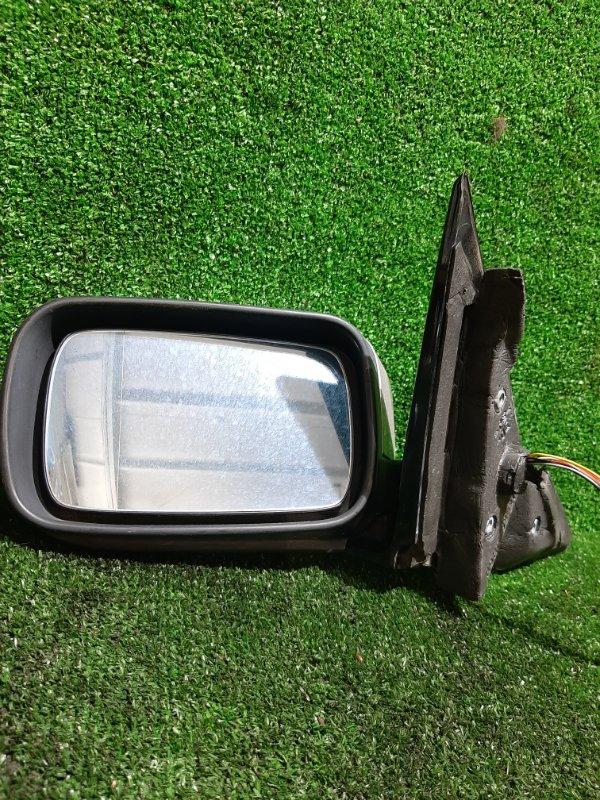 Зеркало Bmw 3-Series E46 M54B22 2002 левое (б/у)