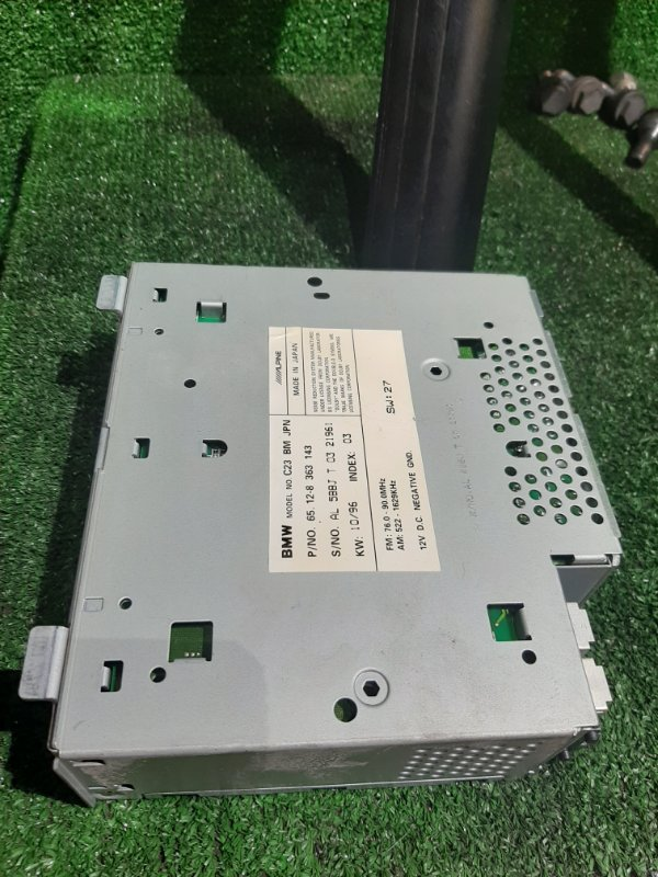 Радиомодуль Bmw 5-Series E39 M52B28 1996 (б/у)